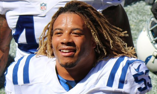 Indianapolis Colts Player Edwin Jackson Killed in Car Crash: Police