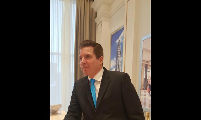 Scott Davie, president of Davie Real Estate Inc. (Courtesy of Davie Real Estate Inc.)
