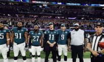 Exactly Zero Players Protested During Super Bowl National Anthem