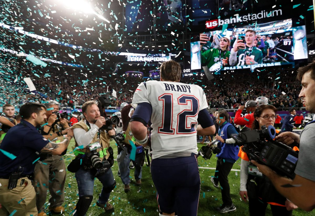 Early Super Bowl ratings are down slightly