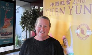 Violinist Impressed With Shen Yun's 'High Level of Professionalism'