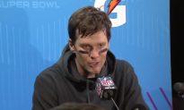 "Tom Brady on Super Bowl Loss: ""It sucks"""
