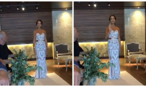 Woman about to marry deaf man. But then she decides to do stunning thing—'he still cries every time'