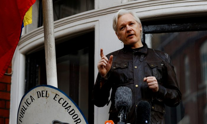 Judge upholds warrant against WikiLeaks founder Julian Assange