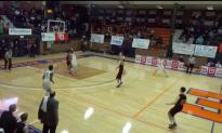 Freshman's Miracle Shot Makes Crowd Go Insane