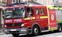 Fire in West London Leaves One Dead