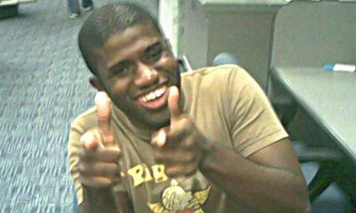 Warren Clark. (MySpace)