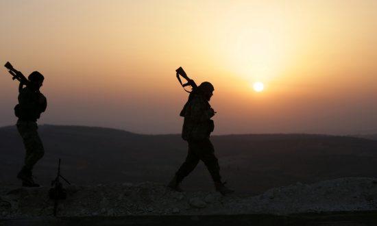 France Says Turkey, Iran Violating International Law in Syria