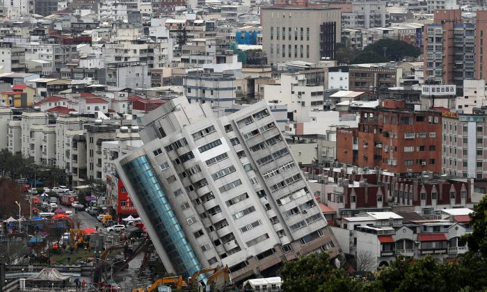 Dalai Lama saddened by quake deaths in Taiwan