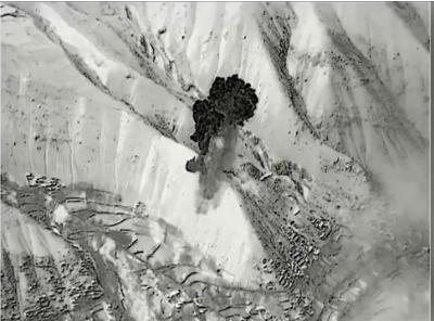 Afghan Air Strike Kills ISIS Commander