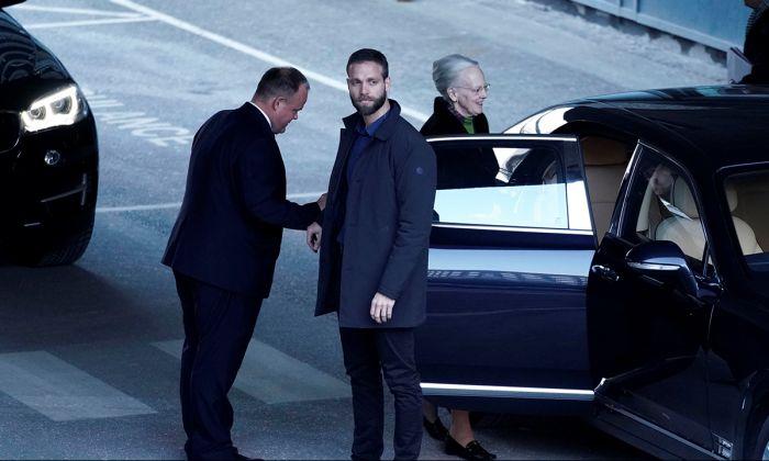 Prince Henrik's condition worsens