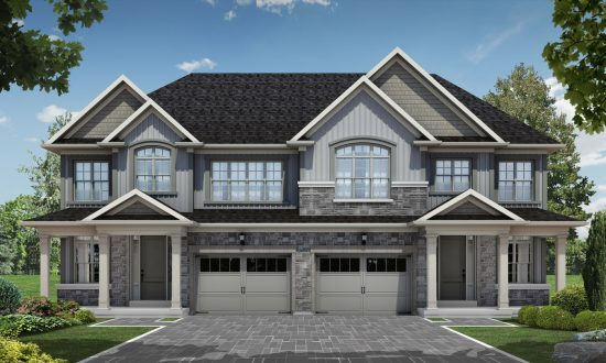 The Windsor Townhomes Bring Luxury Living to Charming Niagara-on-the-Lake