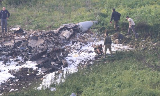 Israel Intercepts Iranian Drone in Israeli Airspace, Jet Shot Down by Syria