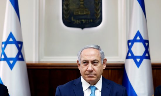 Netanyahu Says Israel Undeterred After Syria Shoots Down F-16