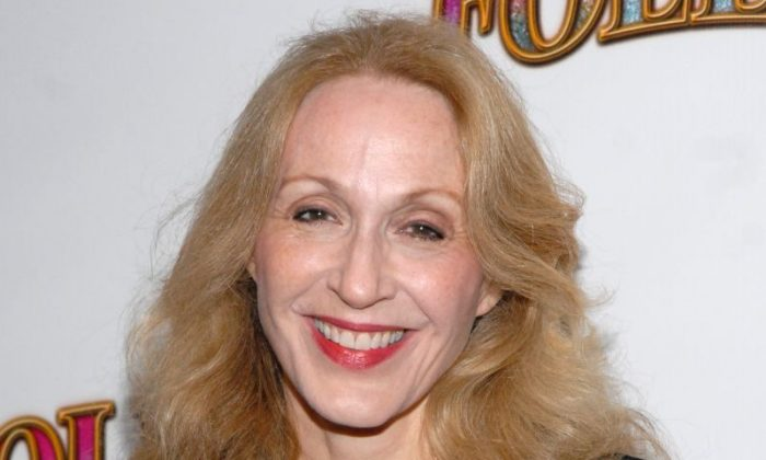 """Jan Maxwell attends the """"Follies"""" Broadway opening night at the Marquis Theatre in New York City on Sept. 12, 2011. (Photo by Michael N. Todaro/Getty Images)"""