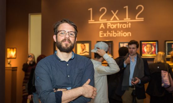 """12×12, A Portrait Exhibition"" Takes Chances"