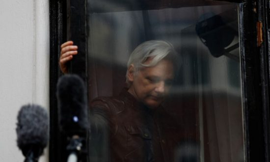 Julian Assange Has Been Living at the Ecuadorian Embassy—6 Years Later Unexpected Visitors Show Up
