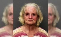 84-Year-Old California Woman Arrested for Shooting at Neighbors' Children