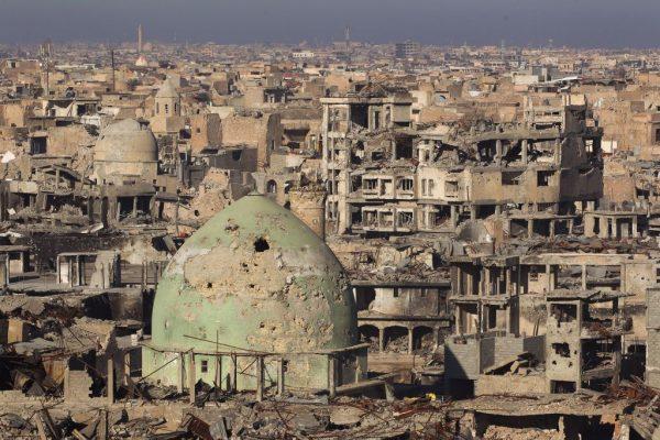 Rex Tillerson endorses Egypt's military operation in Sinai