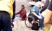 One-Legged Man Pulls Victims Out of Crashed Car, Then He Goes Even Further