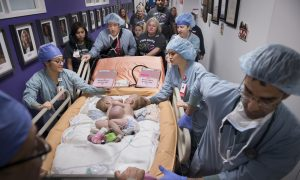 Conjoined twins scheduled for separation, now family has message for Texas Children's Hospital