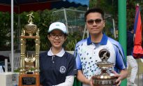 Tony Cheung defends Champion of Champion title