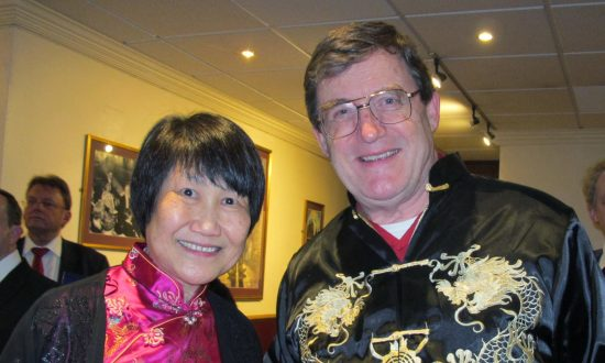London Councillor Impressed by Shen Yun: 'The energy, the color, the enthusiasm'