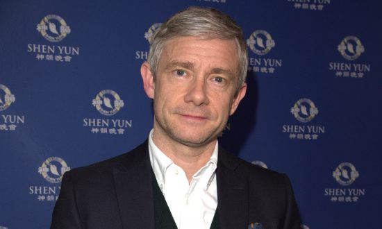 Actor Martin Freeman: 'You just know when you see good performances'
