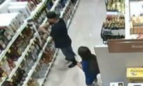 Man Uses Child to Help Him Shoplift at Rite Aid