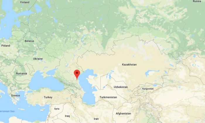 Deadly Attack at Church in Russian Region of Dagestan