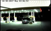 Video Shows Kidnapping Victim Escaping Trunk of Car