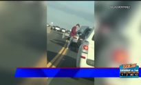 Video Shows SUV Tipping Over in Apparent Road Rage Incident
