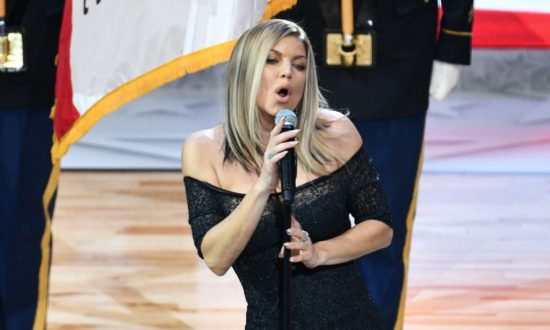 Fergie's National Anthem Performance at NBA All-Star Game Draws Laughs
