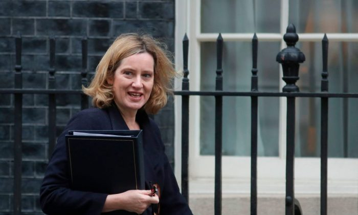 Amber Rudd: We're 'working with US' to bring IS 'Beatles' to justice