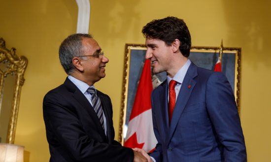 Trudeau Announces $1 Billion in Wide-Ranging Deals With Indian Businesses