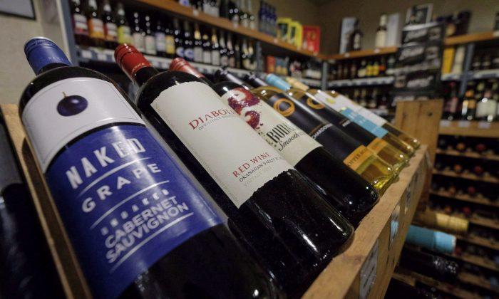 Alberta ends BC wine boycott