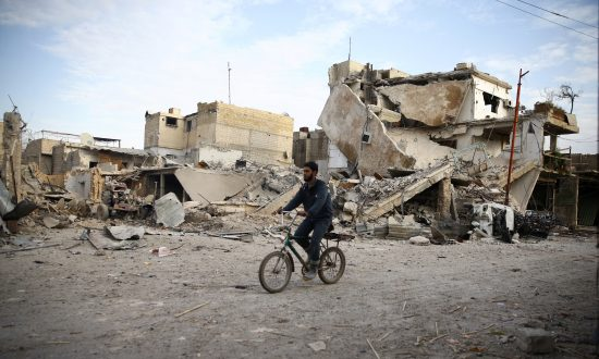 More Bombs Hit Syria's Ghouta, Death Toll Highest Since 2013