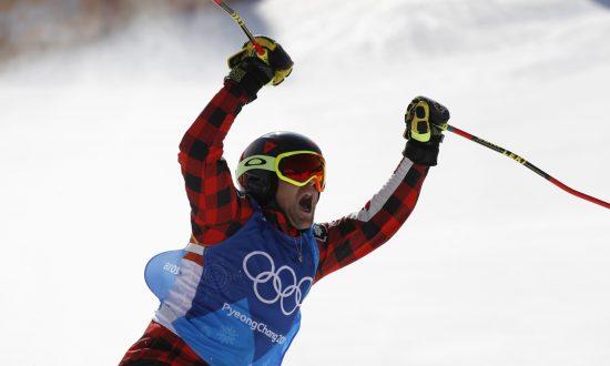Canada's Leman Claims Ski Cross Gold