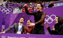 Moir Hits Back at Allegations of Biased Ice Dance Judging