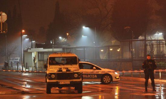 Man Throws Explosives at US Embassy in Montenegro, Then Kills Self