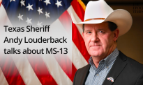 Texas Sheriff Andy Louderback Talks About MS-13