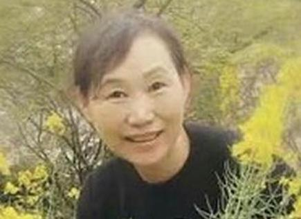 Ning Tingyun has been held against her will for over four months in a detention center in Yushu, China, for carrying brochures. (Screenshot via minghui.org)