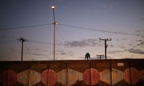 New Border Wall Construction Starts in California