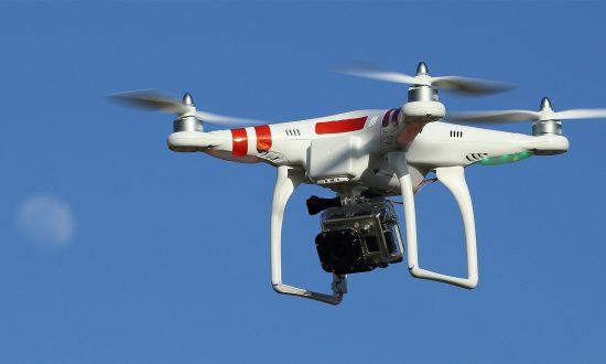 Woman Finds Drone Peering Through Her Bedroom Window