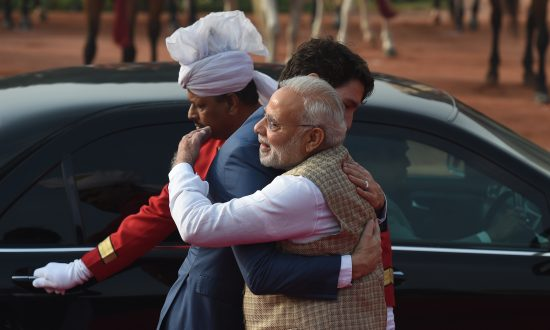 Canada's Trudeau Finally Meets Indian Leader Modi as Visit Winds Down