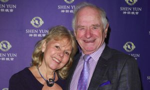 TV Presenter Johnny Ball: 'Scene after scene lifts you'