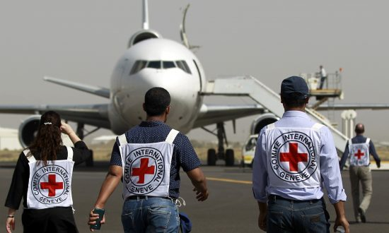 Red Cross Says Staffers Bought Sex as 'Large-Scale' Sexual Exploitation in Aid Sector Rears Head