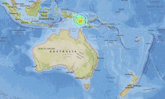 Powerful Quake Hits Central Papua New Guinea, Disrupts Oil and Gas Operations