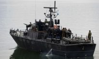 Argentina Coast Guard Fires on Chinese Fishing Boat, Chases It for 8 Hours