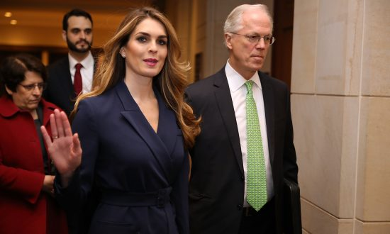 Hope Hicks Resigns as White House Communications Director
